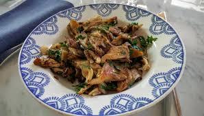 cuisiner les pleurotes mariatotal pleurotes en persillade