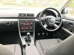2005 audi a4 avant 2 0 tdi se diesel estate manual akoya silver