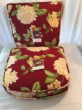 Better Homes And Gardens Outdoor Furniture Cushions by Wicker Chair Floral Patio U0026 Garden Furniture Cushions Ebay