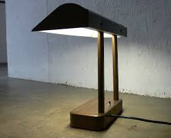 Modern Industrial Desk by Industrial Table Lamps
