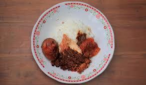 galangal cuisine nasi gudeg jogjakarta stock photo image of galangal 98705066