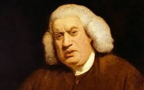 Samuel Johnson Meme - samuel johnson blank template imgflip