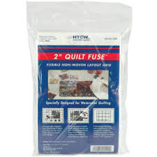 layout non grid htc 5520 quilt fuse fusible non woven layout grid 48 x36 2pk