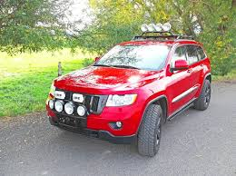 2011 jeep grand laredo accessories rocky road outfitters custom winch mount with optional