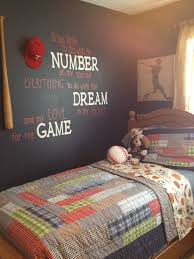 Baseball Decorations For Bedroom by Baseball Room Www Theturquoisegiraffe Com Hunter Pinterest Room