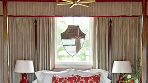 Curtain Tips by Tips For Bedroom Window Treatments Southern Living