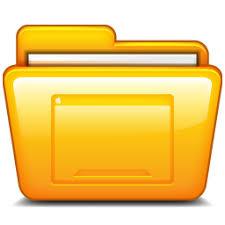 icone sur le bureau icône bureau un dossier gratuit de mac folders icons