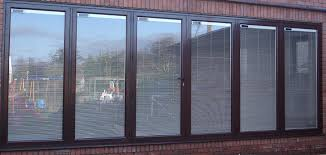 Blinds Between The Glass Wood Exterior Doors With Blinds Between The Glass Nicksbuilding Com