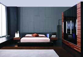 Bedroom Furniture Sets Black Modern 5 Piece Bedroom Set Alaska Black