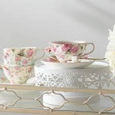 tea cup set teacups saucers you ll wayfair