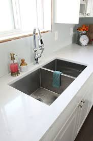 kitchen sink cabinet parts 25 undermount sink ideas with pros and cons digsdigs