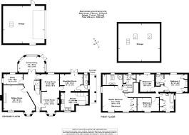 Floorplan Of A House 4 Bedroom House For Sale In Elmstone Hardwicke Cheltenham Gl51
