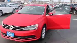 jetta volkswagen 2015 2015 volkswagen jetta tornado red stock 110285 walk around
