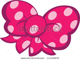 different types of hair bows baby hair bow clipart