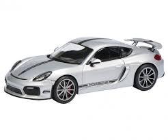 silver porsche porsche cayman gt4 silver 1 43 edition 1 43 car models