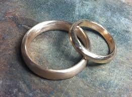 make metal rings images Make your own wedding rings experience by made by ore jpg