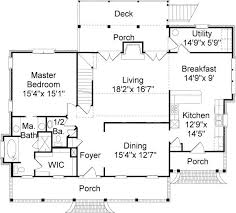 Foyer Plans 4 Bedroom 3 Bath Cottage House Plan Alp 032m Allplans Com
