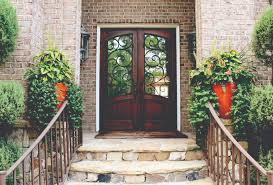 Home Exterior Design Stone Wondrous Home Exterior Design With Paved Stone Wall And Floor With