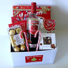 vodka gift baskets vodka gift basket send uk ciroc baskets titos etsustore