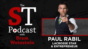 Bram by The Sporttechie Podcast With Bram Weinstein Episode 16 Paul