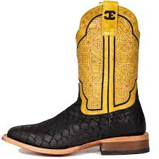 Cinch Edge Boots With Puzzle Design For Women For Sale Online
