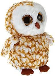 The Barn Owl Carol Stream Amazon Com Ty Sammy Owl Plush Brown Medium Toys U0026 Games