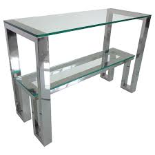 console sofa tables get free shipping narrow glass modern