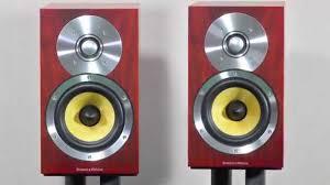 Bookshelf Speaker Design Stereo Design B U0026w Bowers U0026 Wilkins Cm1 Bookshelf Speakers In Hd