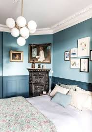 Best  Two Toned Walls Ideas On Pinterest Two Tone Walls Two - Bedroom paint ideas blue