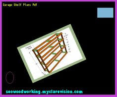 Shelf Woodworking Plans garage shelf plans wood 093419 woodworking plans and projects