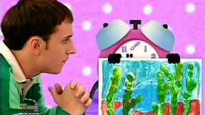 blues clues 02x11 what does blue want to do on a rainy day video