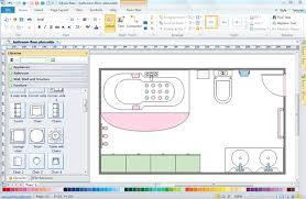 Smartdraw Tutorial Floor Plan 3 Ways To Do Bathroom Floor Plans U0026 Sketches Renovation Junkies
