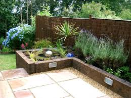 Railway Sleepers Garden Ideas How To Fix Railway Sleepers To The Ground Landscaping