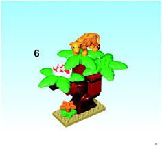 safari guide clipart lego photo safari instructions 6156 duplo