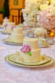 mini cakes very nice individual cakes for each guest to enjoy