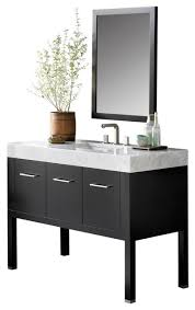 ronbow vanities arden is enhanced with modern features including