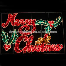 lighted merry sign outdoor merry lighted sign