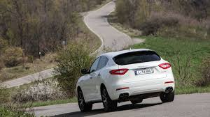 first drive 2017 maserati levante 2017 maserati levante review with price horsepower and photo gallery