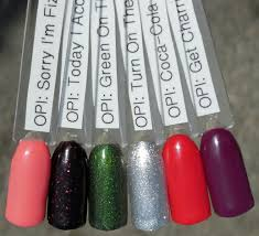 gel color by opi