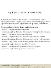 copy editor resume sample top8dancecaptainresumesamples 150528051007 lva1 app6891 thumbnail 4 jpg cb 1432789857