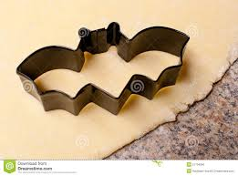 halloween cookie cutters bat cookie cutter royalty free stock image image 21734096