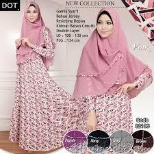 Grosir Baju Muslim jual baju gamis dan busana muslim murah di kota pasuruan grosir