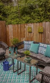Outdoor Patio Furniture Paint by Spray Paint Fixes Everything Diy Patio Furniture Makeover