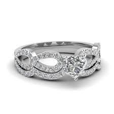 heart shaped diamond engagement rings heart shaped white diamond wedding sets engagement rings