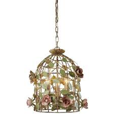 Cage Pendant Light 15 Inspirations Of Bird Cage Pendant Lights