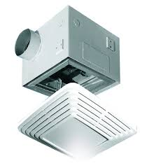 bathroom exhaust fan with light bronze 172