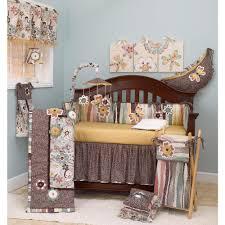 Cowboy Crib Bedding by Cotton Tale Designs Heaven Sent Pink 4 Piece Crib Bedding Set