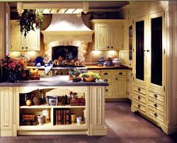 Country Kitchen Remodel Ideas Country Kitchen Cabinets