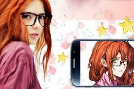 nama aplikasi untuk membuat foto menjadi kartun 6 aplikasi edit foto jadi anime terbaik di android up station