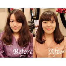 hair body wave pictures before and after body perm e service voucher glam perm alluring hair